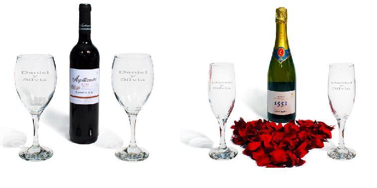 Diferencias entre una copa de vino y una copa de cava for Copa de cava