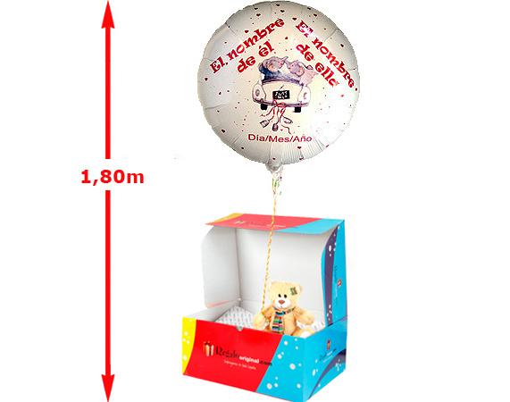globo-personalizado-boda