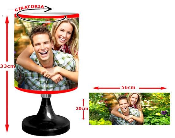 L mparas personalizadas regalo con foto - Lamparas personalizadas ...