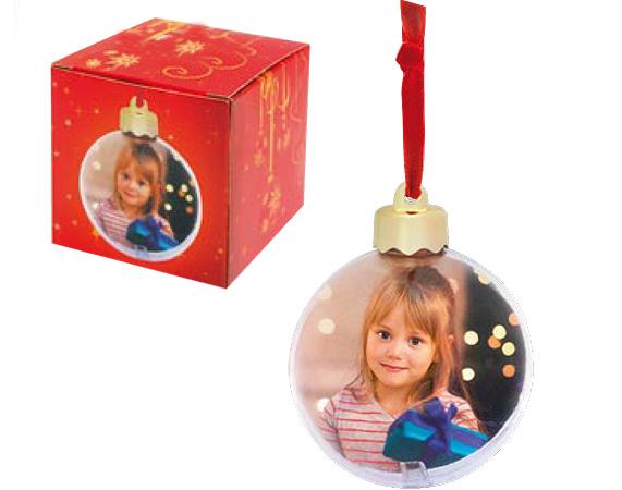 Ideas para decorar en navidad - Bola arbol navidad ...