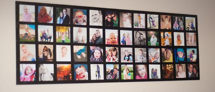 DIy-Collage-Frame
