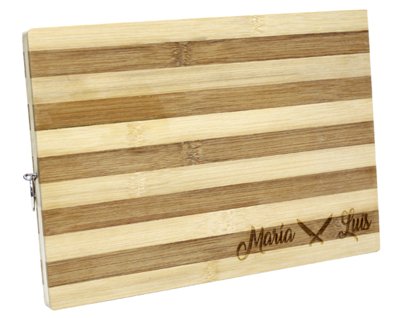 Set y utensilios de cocina personalizados tablas de - Tabla de cuchillos ...