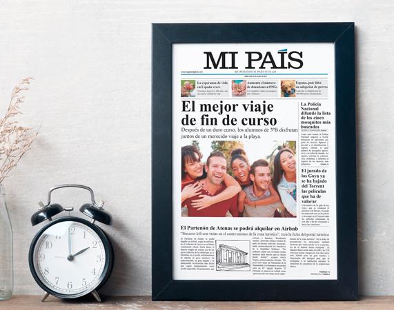 Periódico personalizado Mi País