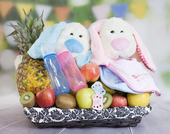 Cesta de frutas Nacimiento