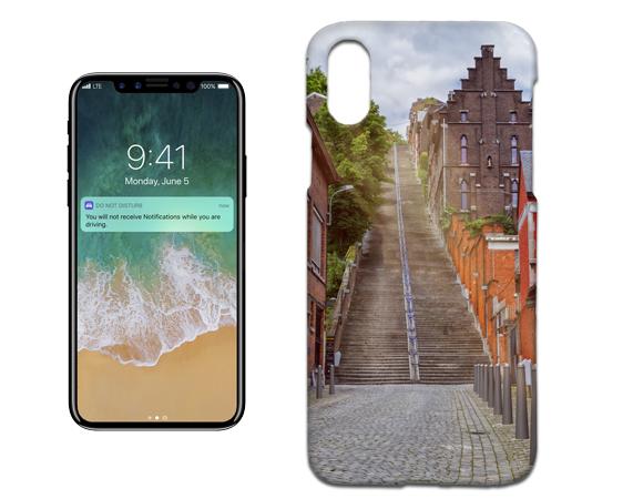 Carcasa personalizada para iPhone X