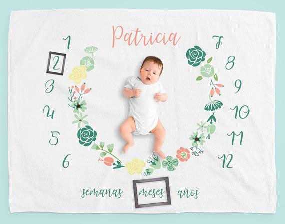Regalos Para Bebes De Un Mes.Regalos Personalizados Para Un Recien Nacido Inmortaliza El