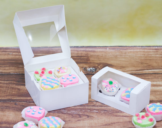 Muffins de chuches