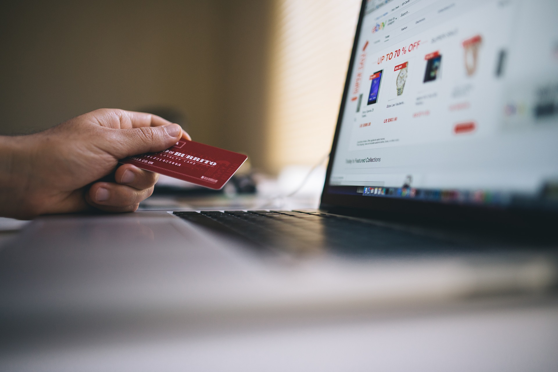 Compra online segura