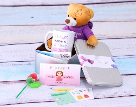 Kit de regalos para madres