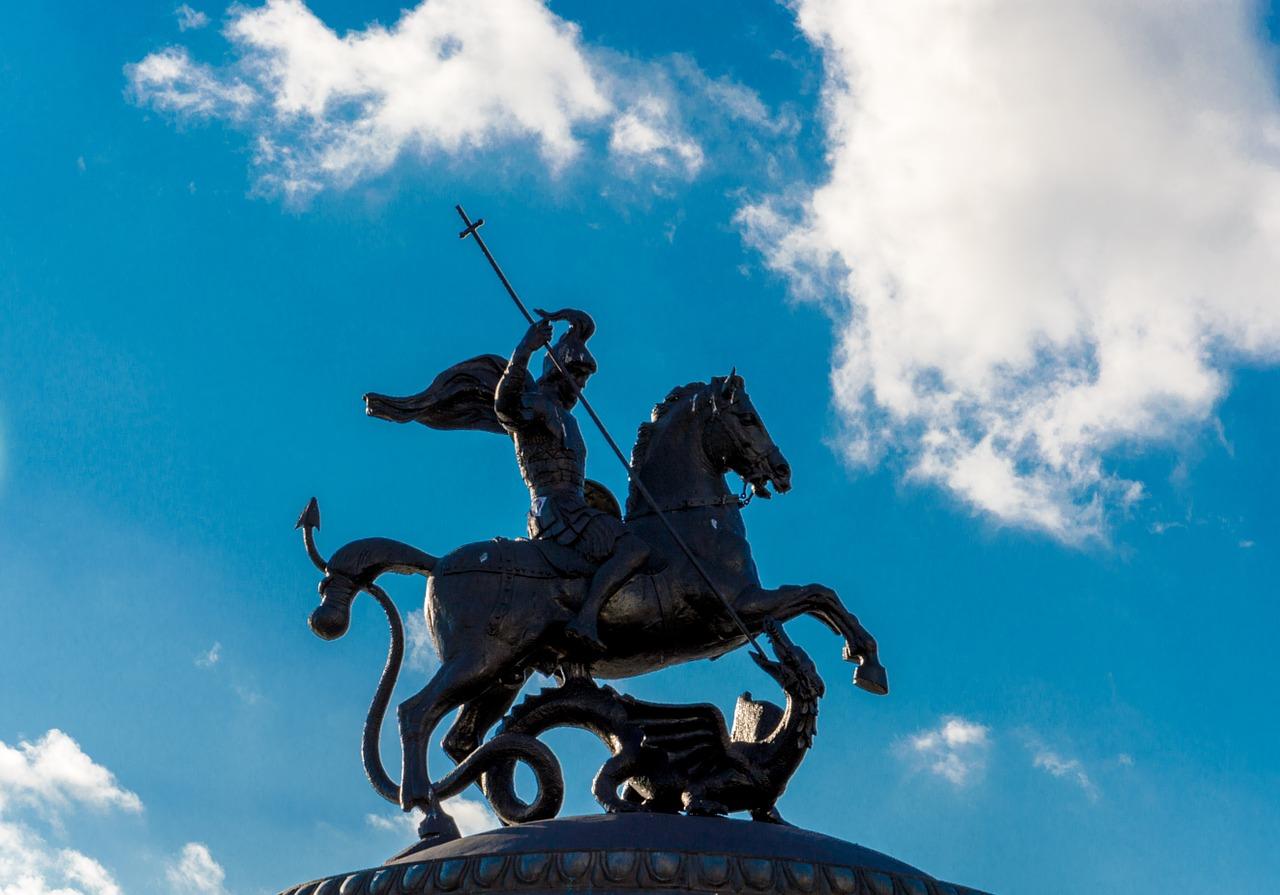 San Jorge, patrón de Aragón