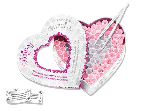 Corazón nupcial