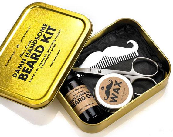 Kit para la barba