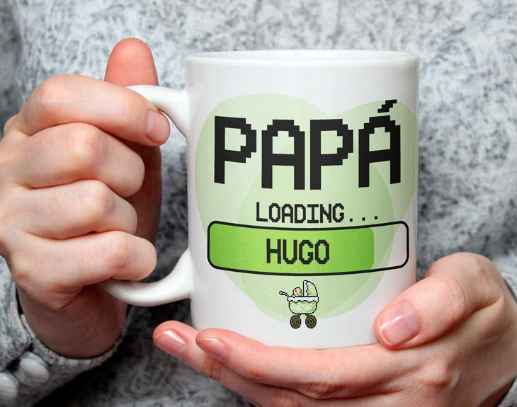 Taza personalizada para papás