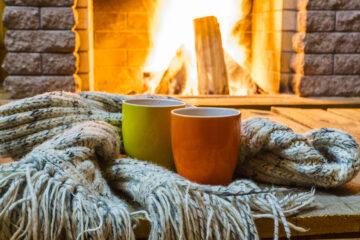Consejos para evitar la ola de frío y nieve desde casa